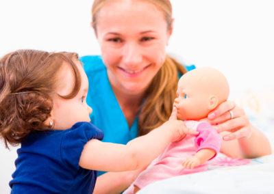 Cuidado de Niños, Mayores y Dependientes