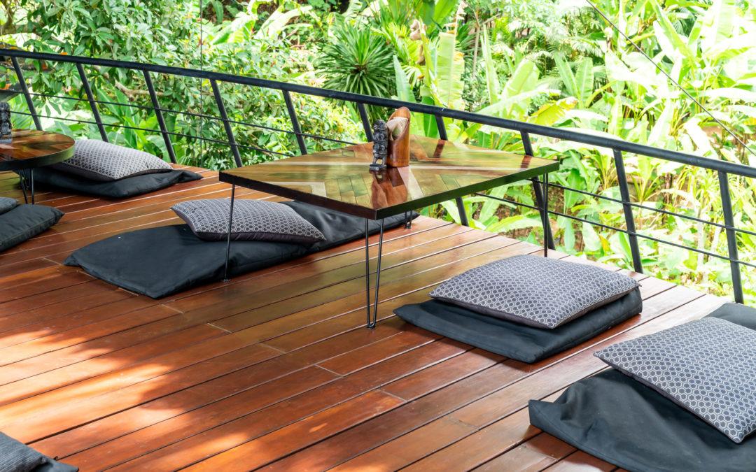 Cuidados y Mantenimientos Muebles de Teca